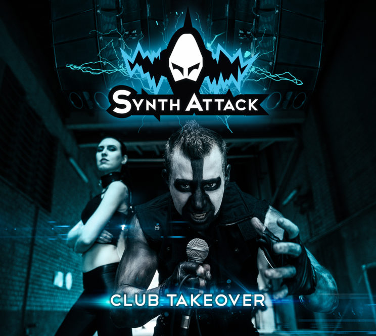 SynthAttack - Club Takeover_Cover