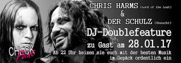 Lord of the Lost & Unzucht: Interview mit Chris Harms und Daniel Schulz