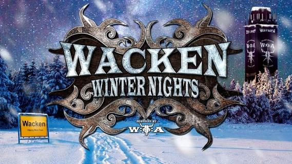 Die Wacken Winter Nights bestätigen Zehnerpack