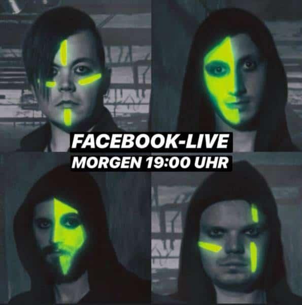 Morgen Schattenmann im Live Videochat auf Facebook