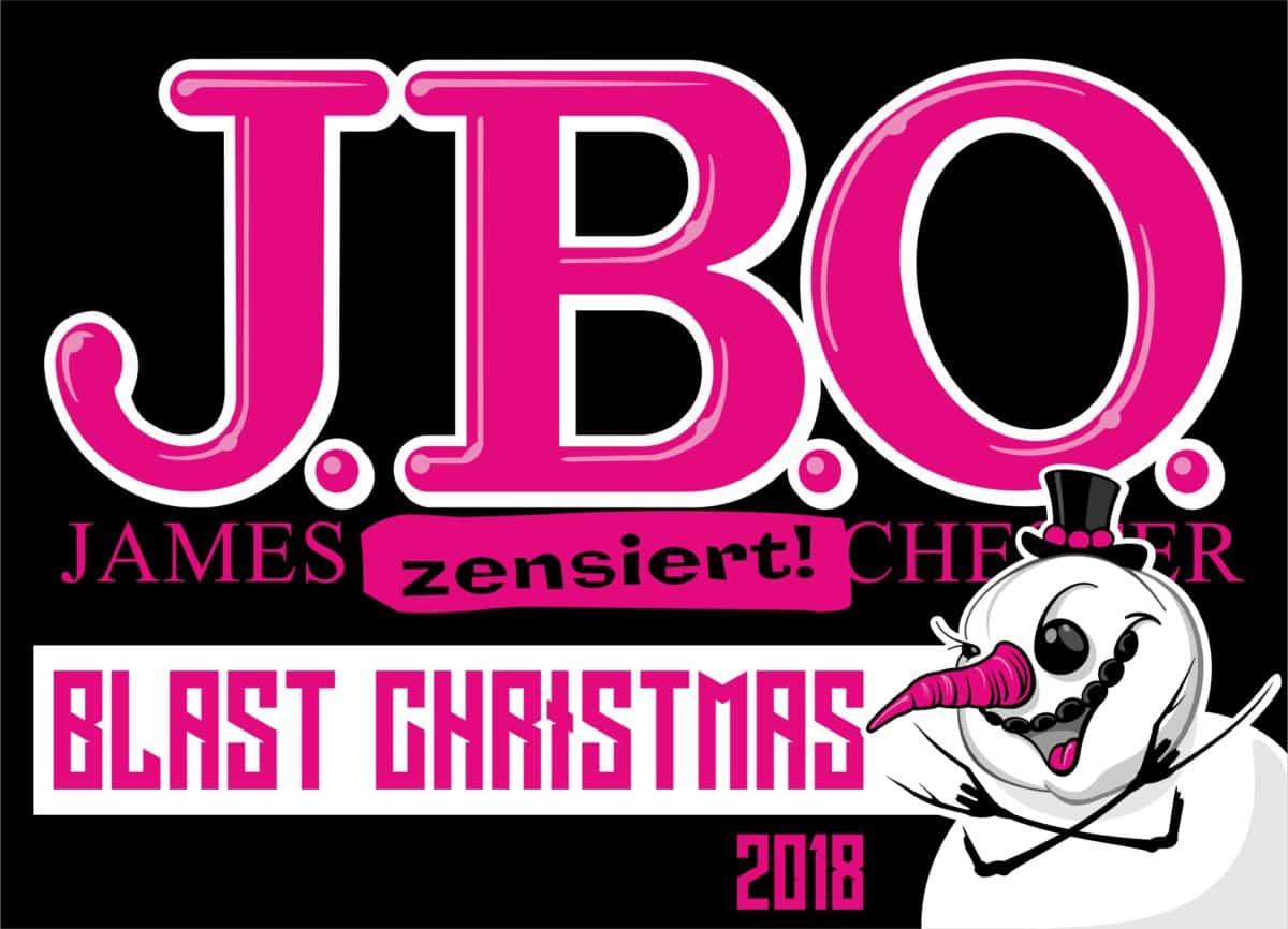 """J.B.O. – Ende 2018 heißt es wieder """"Blast Christmas – das wird wirklich hart"""""""