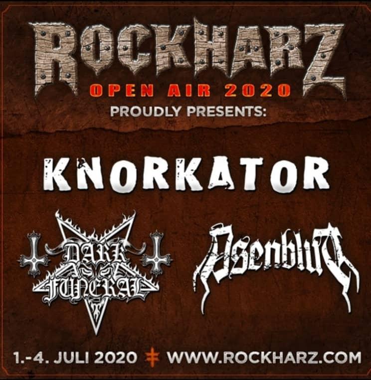 Rockharz 2020 – 3 weitere Bands bestätigt