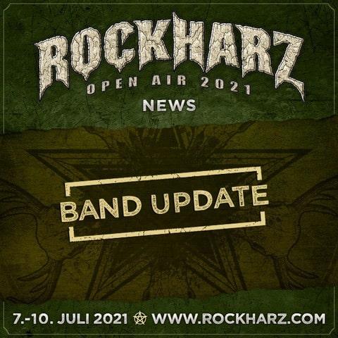Das Line Up vom RockHarz Open Air wächst weiter