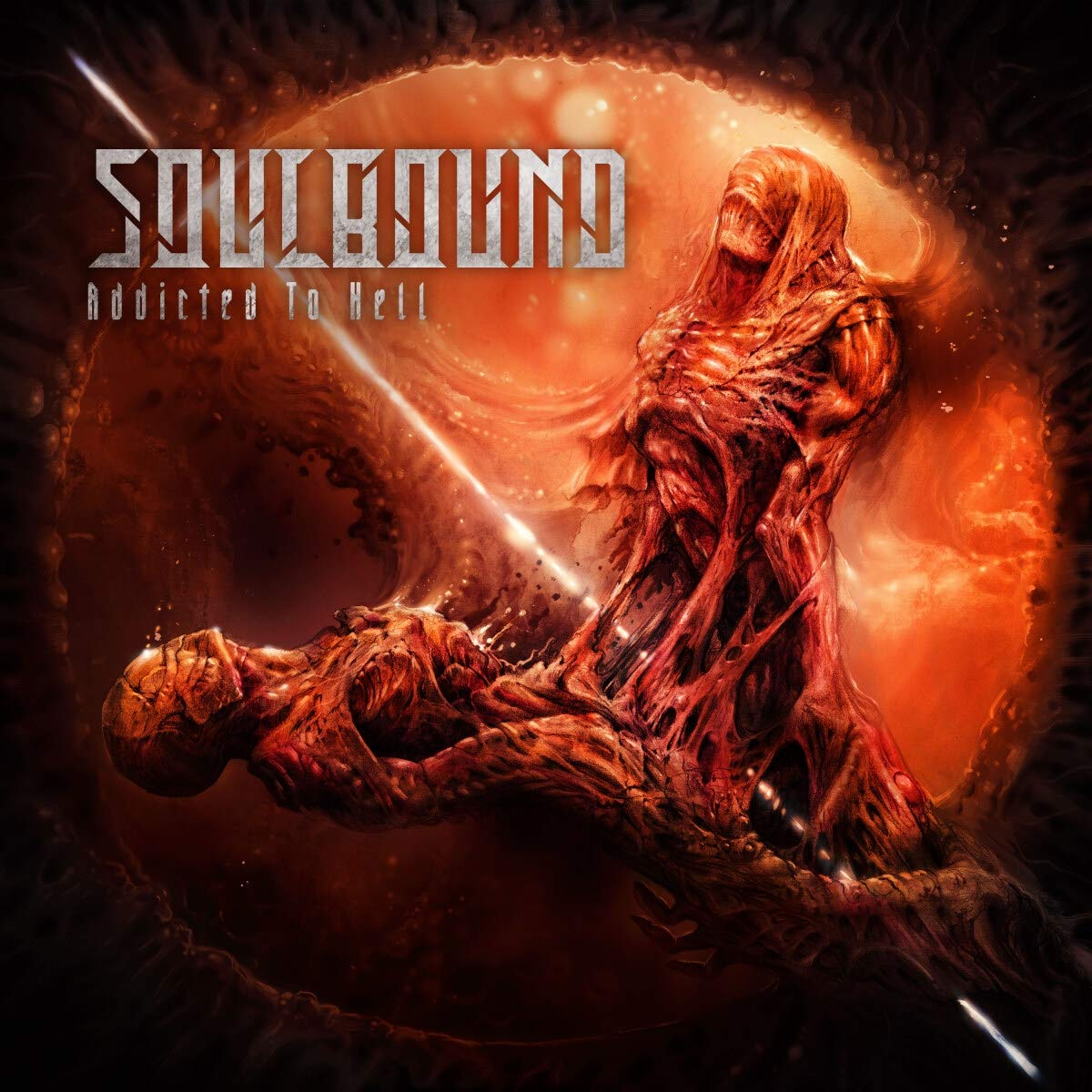 CD-Preview: Soulbound – Addicted to Hell